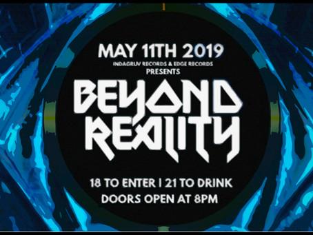 05/11/2019 - Cincinnati, OH - Beyond Reality
