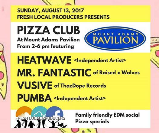 08/13/2017 - Cincinnati, OH - Pizza Club
