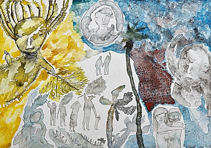 Samuel Sarmiento El sol, la luna y la oscuridad