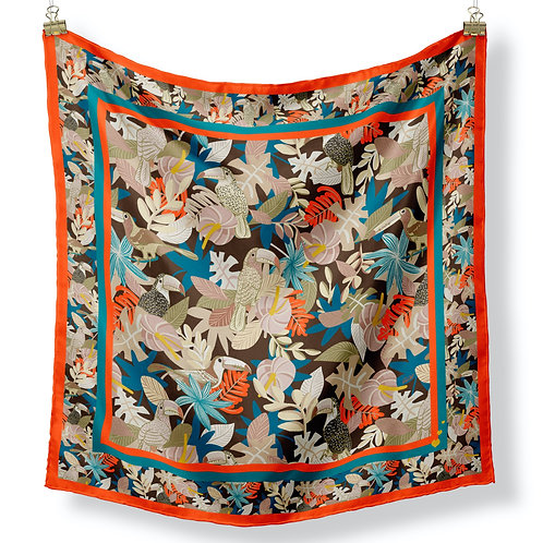 Shy Toucan 100 - by Gloria Franco