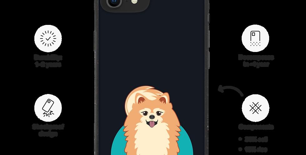 Pet Portrait EXAMPLE - EJEMPLO - iPhone case Biodegradable