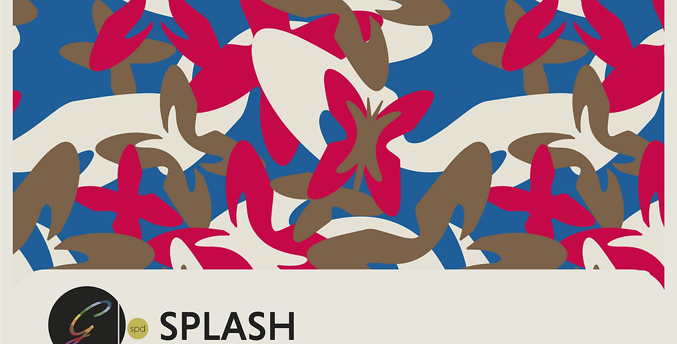 SPLASH - PATTERN