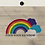 Thumbnail: FIND YOUR RAINBOW  -  SPOT GRAPHIC + 2 PRINTS