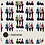 Thumbnail: FASHION - PATTERN + 2 SPOT GRAPHICS