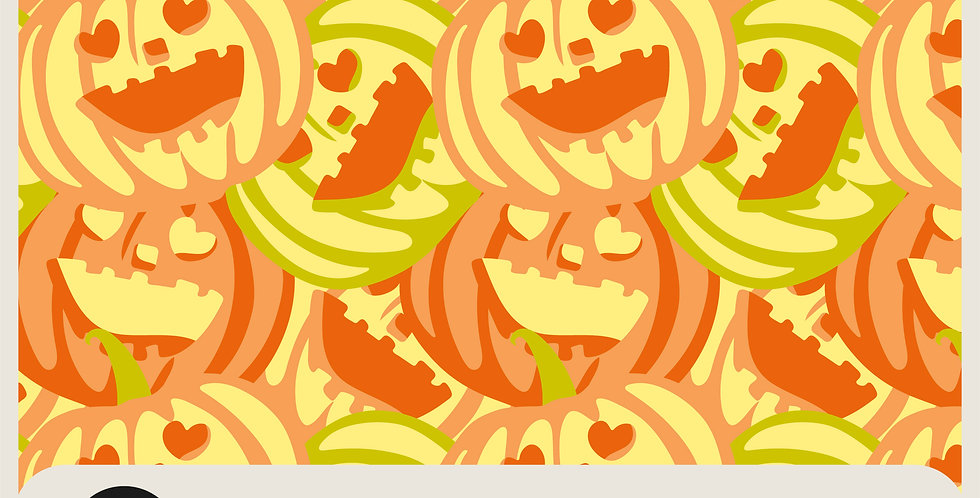 CANDY AND PUMPKINS - 5  VECTOR FACTORY READY TILES