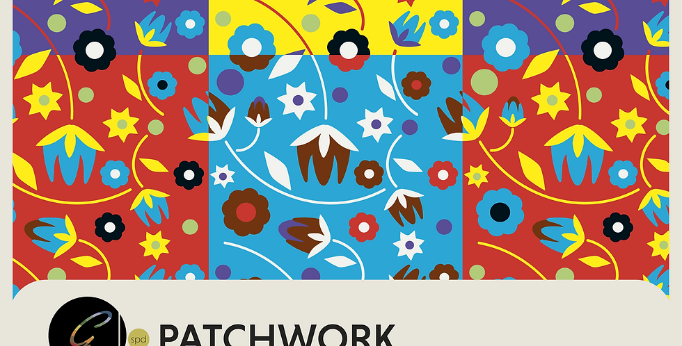 PATCHWORK - SINGLE PATTERN