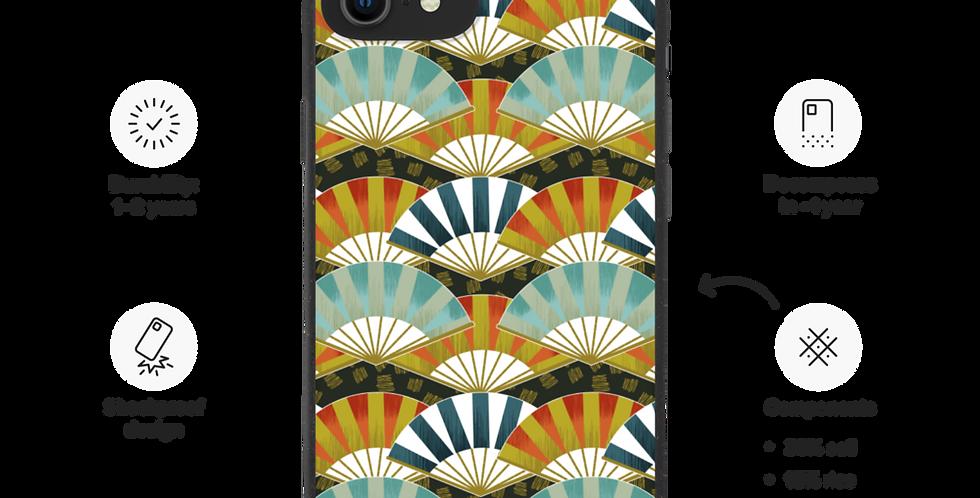 Abanicos - Biodegradable phone case