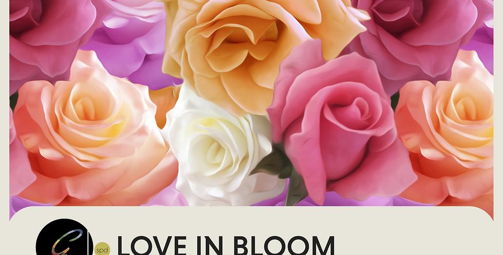 LOVE IN BLOOM + LOVE IN BLOOM BLUE- 2 DIGITAL PATTERNS