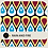 Thumbnail: RAIN AND FIRE - PATTERN + SPOT GRAPHIC + RUGS AND TOWELS READY TO USE