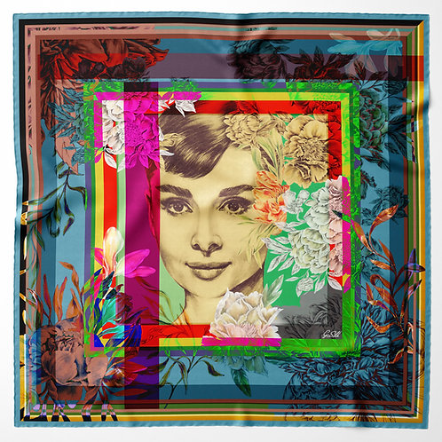 CLASSIC HOLLYWOOD - Audrey by Elisaveta Stoilova