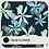Thumbnail: BLUE FLOWER + RED FLOWER : 2 DIGITAL PATTERNS