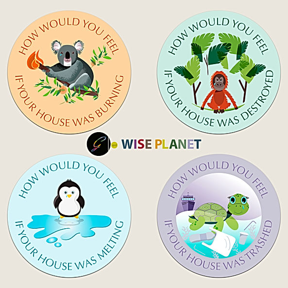 WISE PLANET.jpg BADGES.JPG
