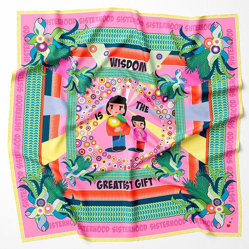 Sisterhood 100 - by Gloria Franco