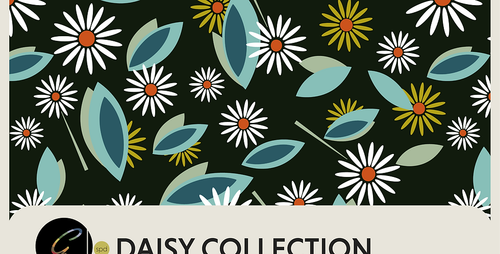DAISY COLLECTION: HERO + BLENDER + SPOT GRAPHICS