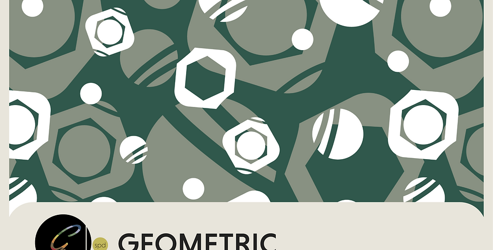 GEOMETRIC COLLECTION - 4 PATTERNS