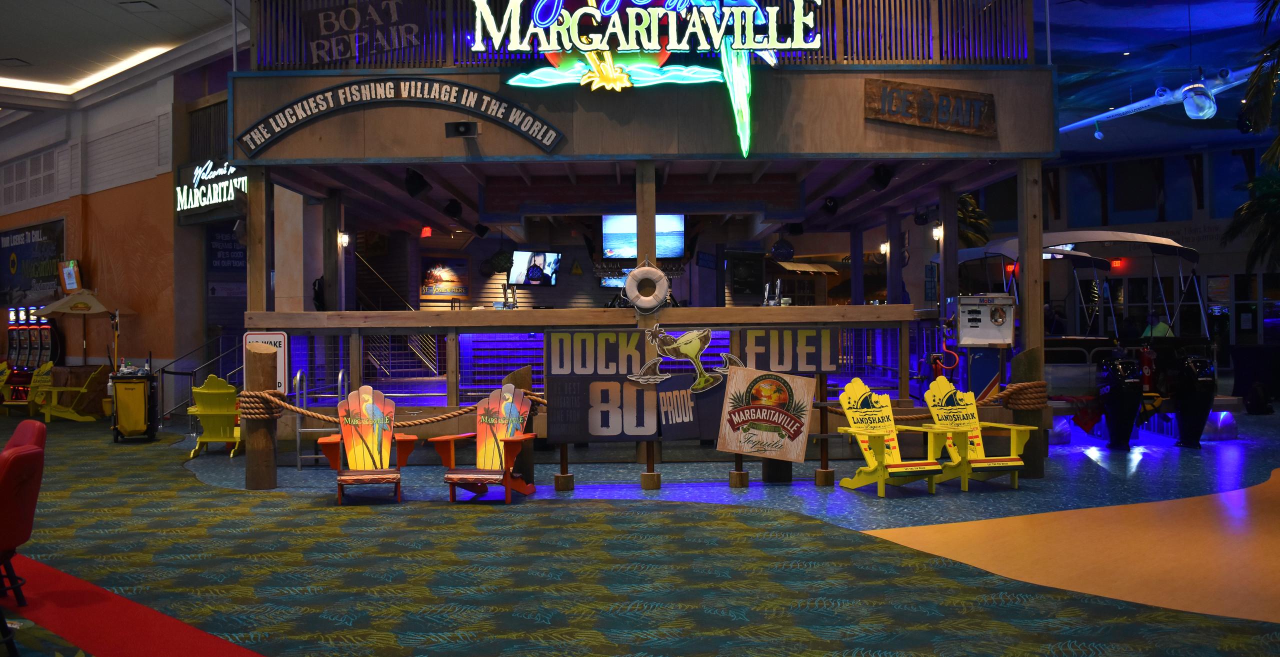 Margaritaville at RSC Resort