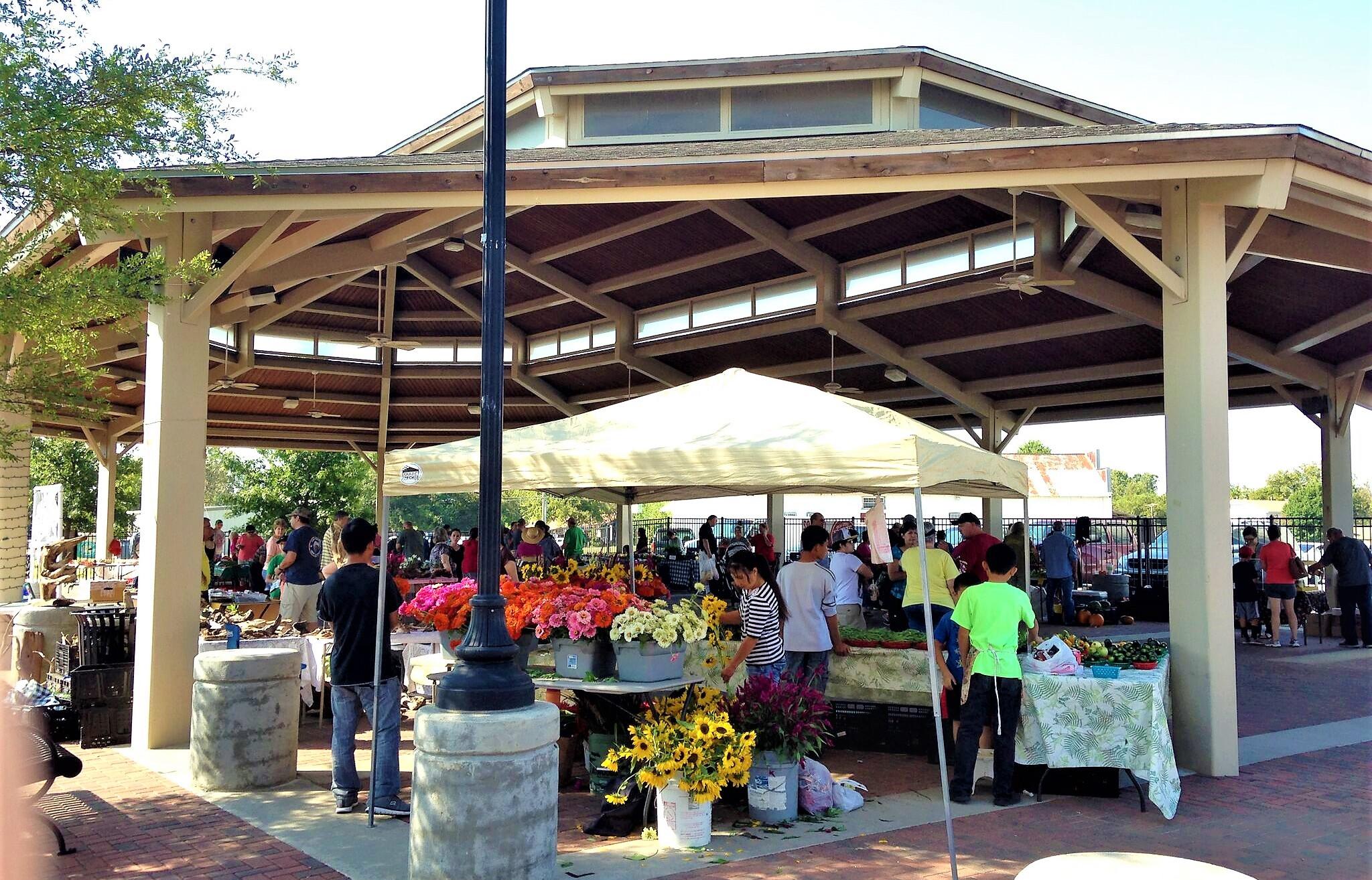 Rose District Farmers Market