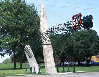 Route 66 Enhancements - Tulsa, OK