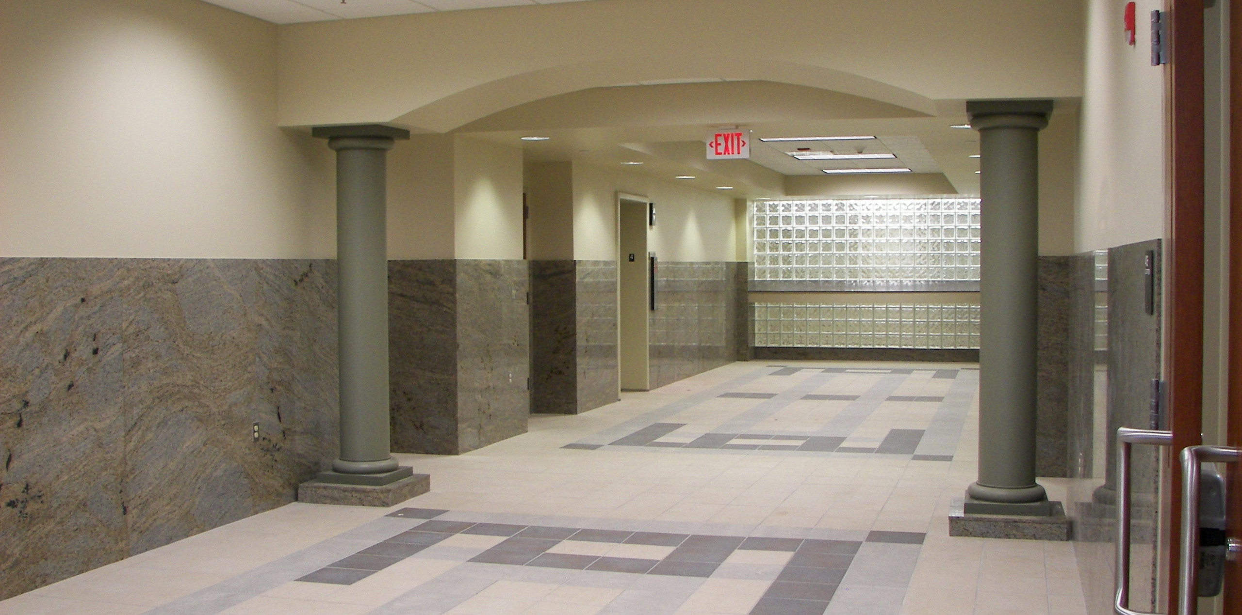 Courthouse 4th-floor Remodel