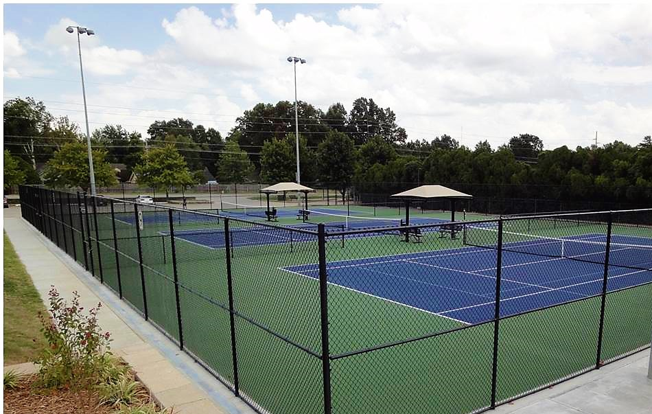 LaFortune Park Tennis Center