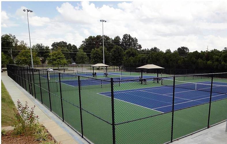 LaFortune Park Tennis Center