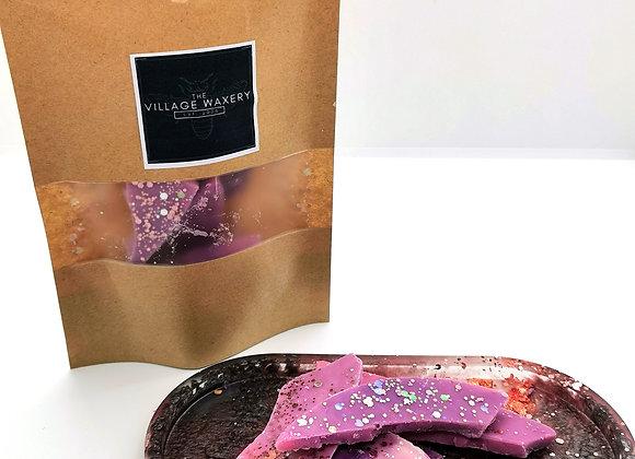 Rhubarb & Rose Brittle Bag