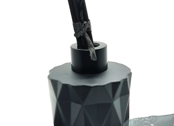 Luxe Black Geo Diffuser