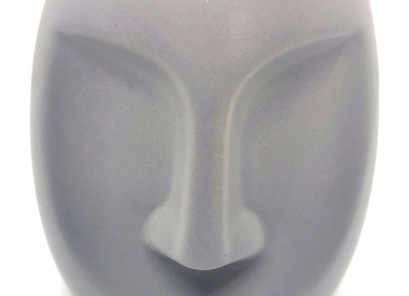 Grey Face Burner
