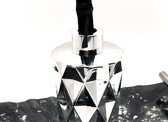 Luxe Silver Geo Diffuser
