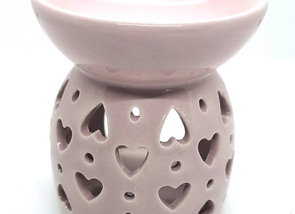 Pink Heart Burner