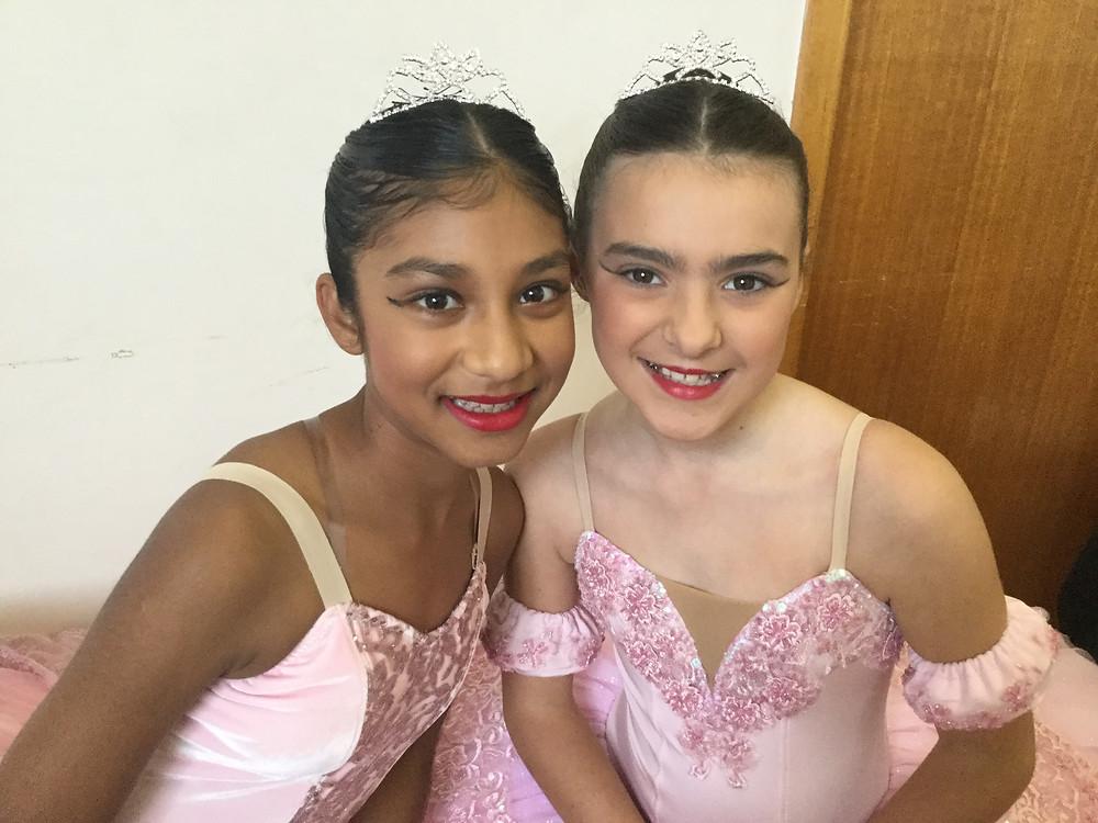Beautiful Ballerinas