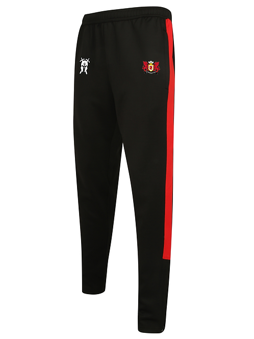 LLANGENNECH KNITTED TRACKSUIT PANTS