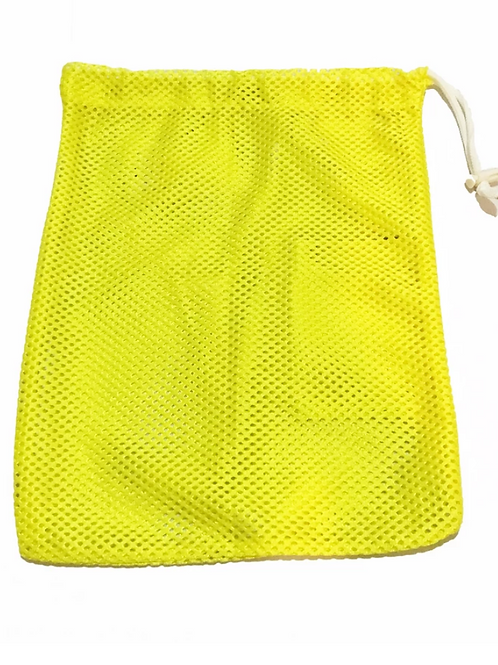 Mesh Drawstring Pointe Shoe Bag (Large)