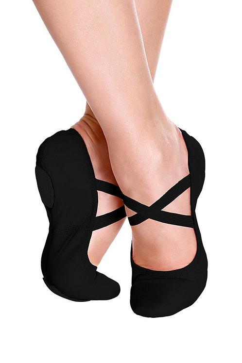 So Danca Leather Split Sole Ballet Slippers