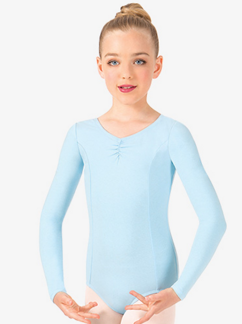 Theatricals Cinched Front Long Sleeve Leo