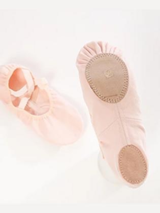 Dux Stretch Canvas Ballet Shoes