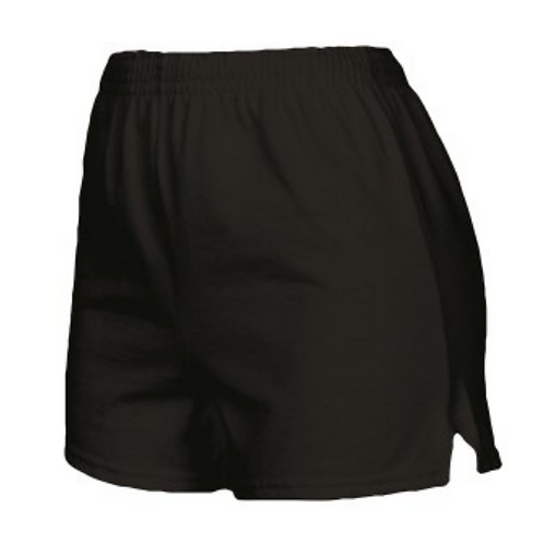 Soffe Juniors Elastic Gym Shorts