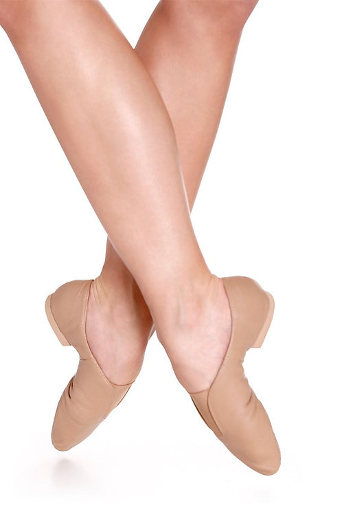 So Danca Rubber Sole Center Stretch Jazz Shoes