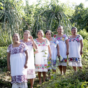 Empoderamiento de la mujer maya. Día Internacional de la Mujer Indígena