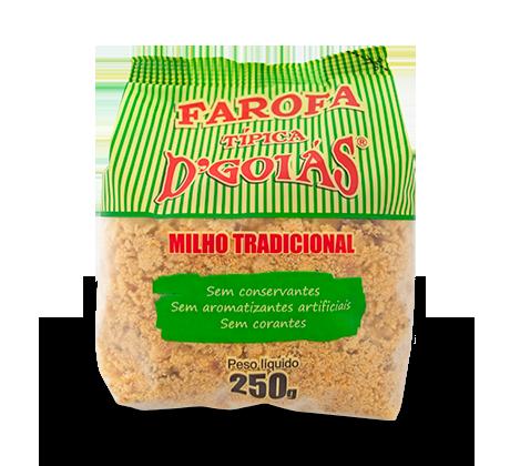 Farofa de Milho Tradicional