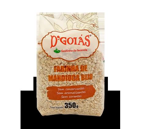 Farinha de Mandioca Biju - 350g