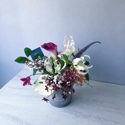 ¥5,000 arrangement