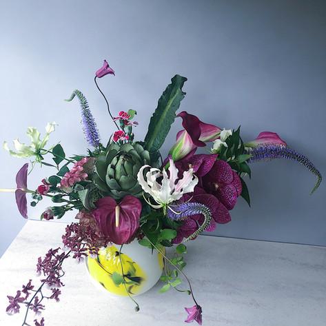 ¥10,000 bouquet