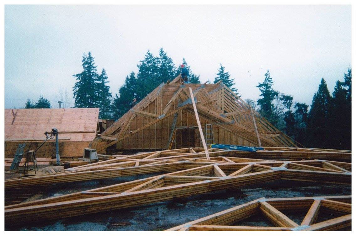 raising the roof!