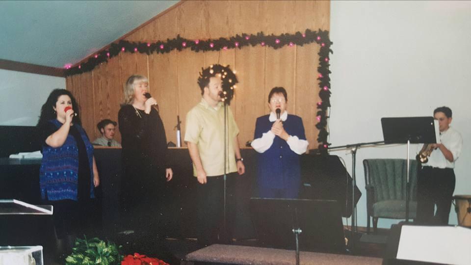 1999 Worship team