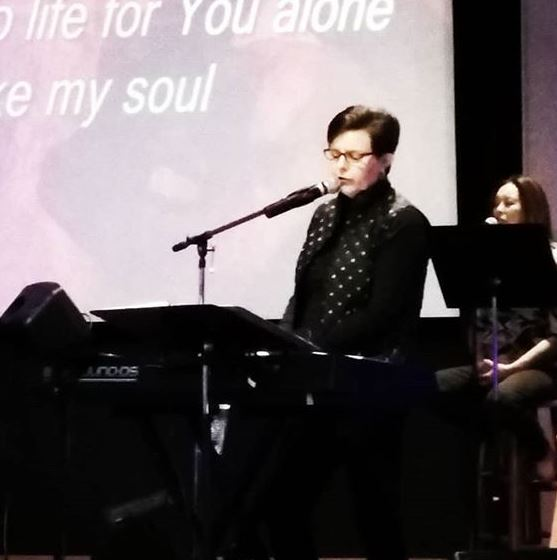 Worship Director Dianna Holden