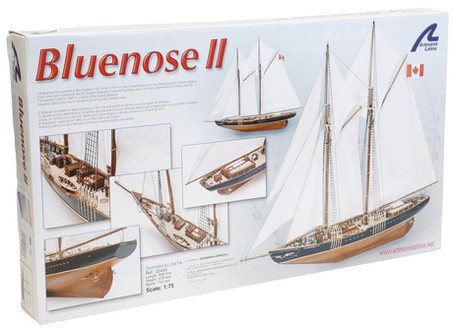 Bluenose II Review