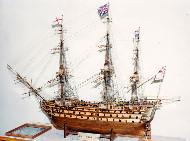 My First Model Ships   Model Ship Building   Shenandoah   Lauck