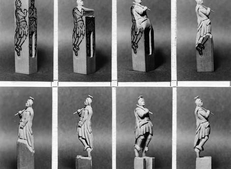 Carving a Figurehead