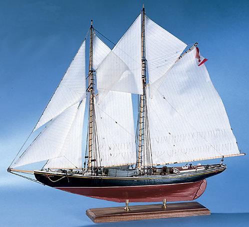 Model Shipways kit, Bluenose